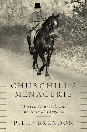 Cover of Churchill's Menagerie